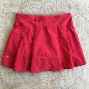 Lululemon Pink Skirt Size 2